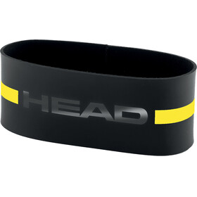 Head 3mm Bandana Black/Yellow